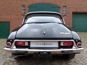 Citroen DS 21 Injection