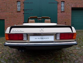 Mercedes Benz 500 SL R107